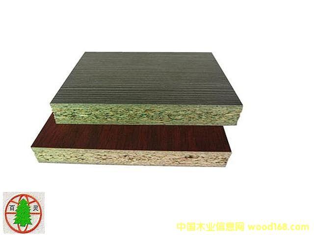 防潮绿芯刨花板C
