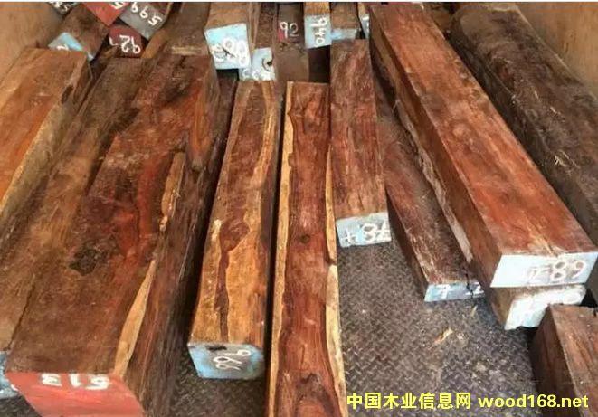 木材市场年终盘点:微凹黄檀销路受阻惨淡收官