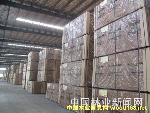 """聚焦广西国有高峰林场人造板产业:""""高林""""如何""""破茧""""?"""