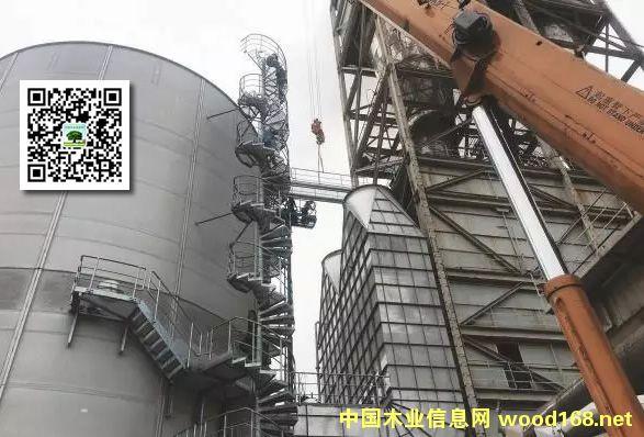 大亚人造板废气治理装置年底运行,粉尘排放浓度将大幅下降