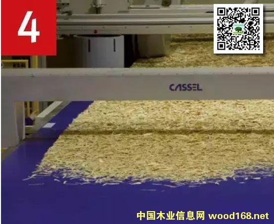 爱格OSB定向刨花板的原料与生产