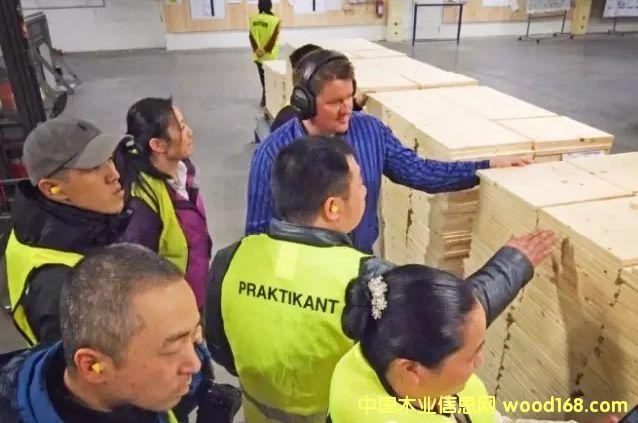 瑞典木业协会有潜力成为中国最大的木材销售商