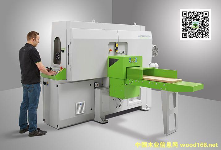 WINTERSTEIGER推出第一代薄木板精确锯切产品