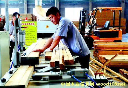 寿光市木材加工企业达到320家 年出口达7亿美元
