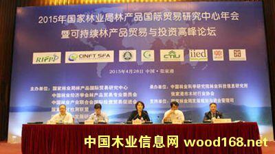 林产品国际贸易研究中心年会
