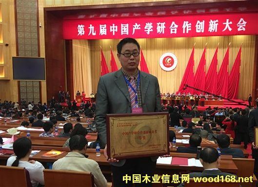 中南林科大攻克人造板污染国际难题 环保性能可媲美天然木材