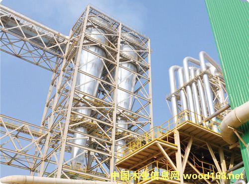 人造板生产线热能中心由比利时温克提供