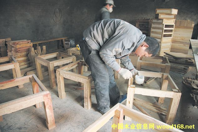 """山西银泽木业:让传统榫卯工艺在晋城""""复活"""""""