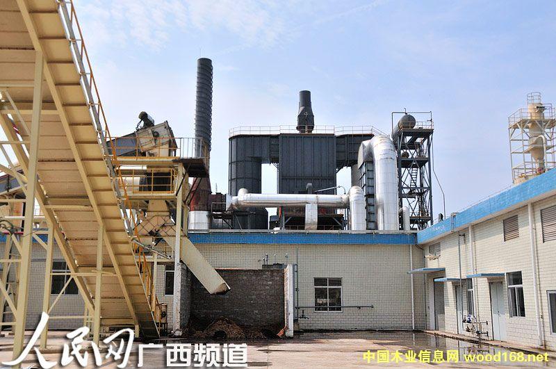 广西人造板产业