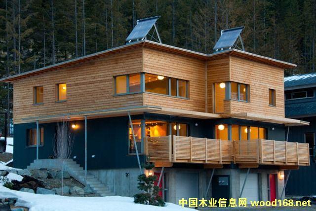 """国家出台政策大力支持 木结构建筑的""""春天""""来了"""