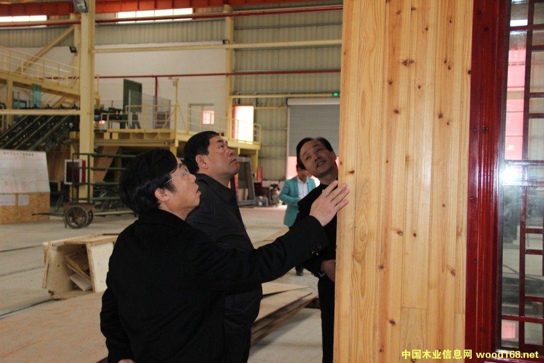 贵州剑河圆方木业:在流水线上造木屋