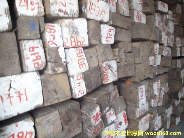 微凹黄檀正是入场时――访广州红森木业