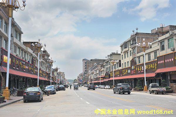 红木市场危机重重,仙游红木市场近2000家企业关门歇业