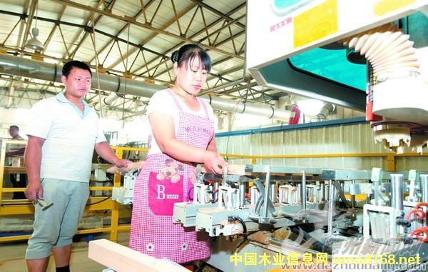 宁津三江木业:自立美式家具品牌转战国内