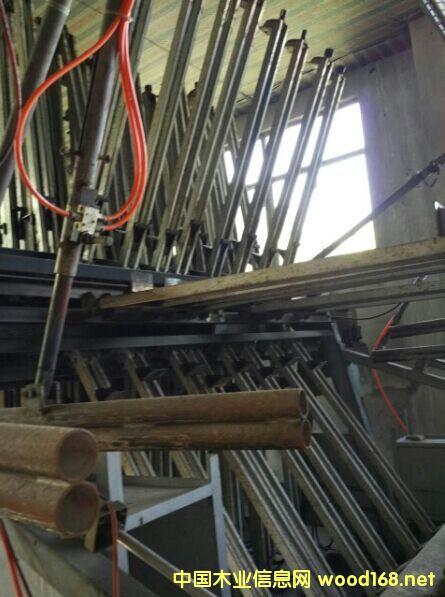 威德力40排液压拼板机