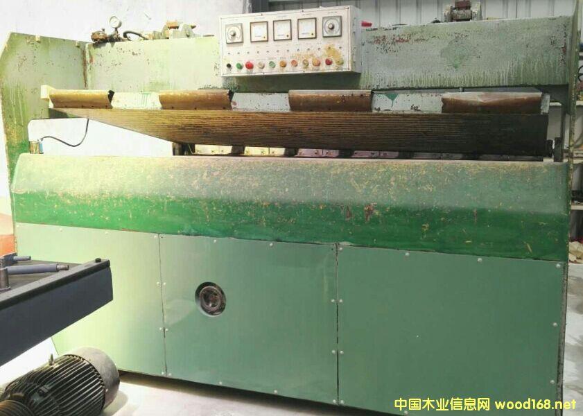 台湾国盟高频拼板机