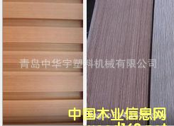 PVC木塑墙板生产线