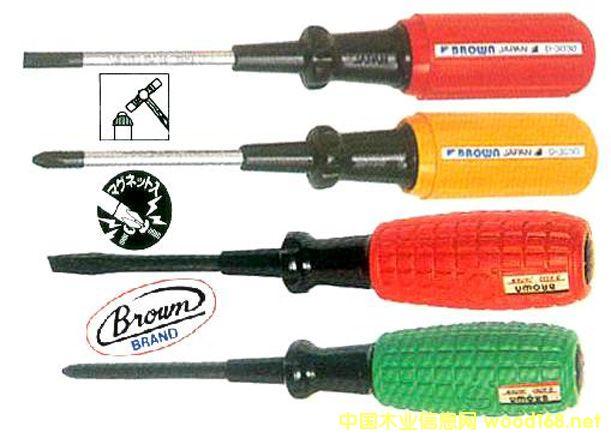 日本布朗牌Brown高级螺丝批的详细介绍