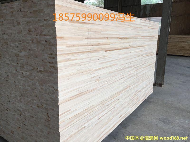 香杉木2.2米指接木门板