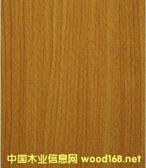 MDF中纤板饰面 榉木色