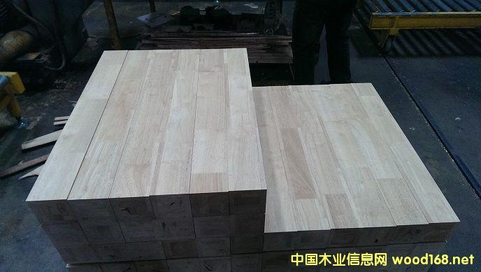 橡胶木餐椅面板  拼板