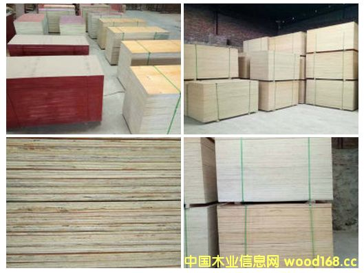 松木 建筑模板