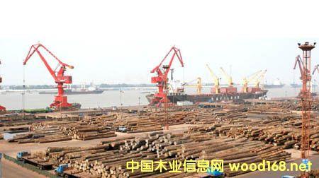 木材贸易商价格倒挂,木材加工厂举步维艰