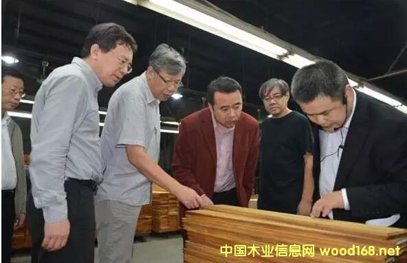 浙江世友木业实木地板坯料尺寸稳定性控制技术通过验收