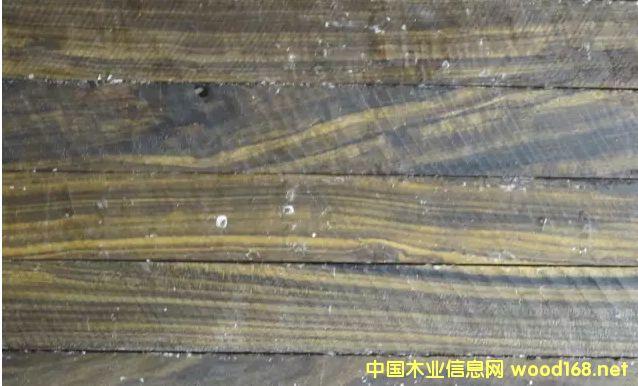 木材百科:沉贵宝木材产地和详细特征