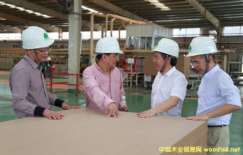 人造板行业洗牌开始 三大创新助推丰林木业转型升级