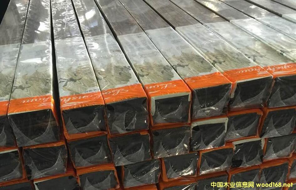满洲里木业企业近半数转型生产集成材、防腐碳化木