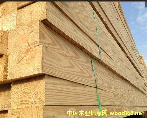 美国木材市场观察:南方松出口依旧保持较好势头