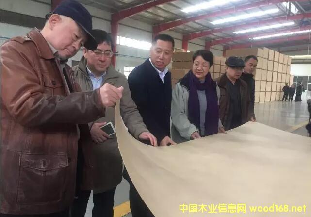 济宁三联木业超薄高密度纤维板达到国际领先水平