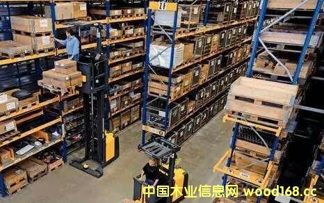 重庆永川国际木业高新产业园-木业展示车间