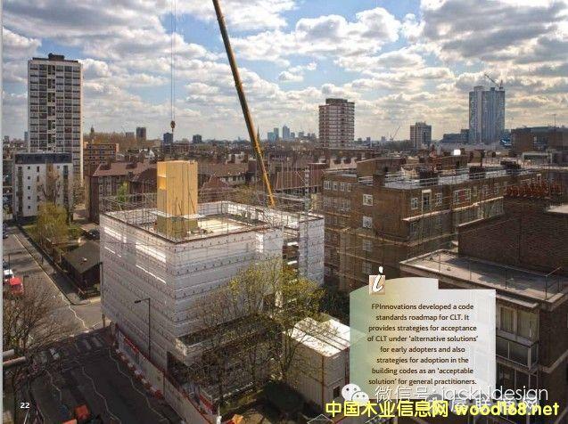 建筑业拥抱交错层压木材CLT的到来