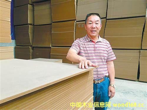 """云南先见装饰材料李顺华 一个板材老板的""""绿色道路"""""""