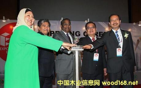 2015年马来西亚木材出口增长6.3%
