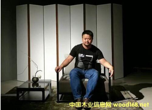 广州新中泰木材交易中心董事长徐长宇