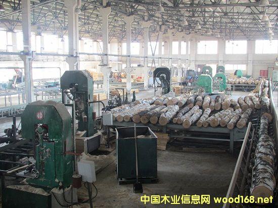 俄罗斯中俄托木斯克木材工贸合作区
