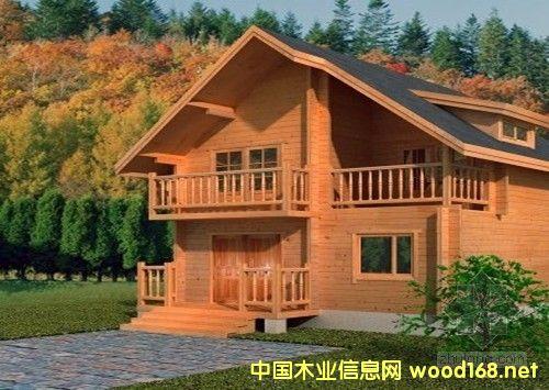 中国木结构发展前景及中加木材贸易