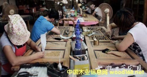 莆田红木产业亟需规范 超7成红木厂家为家庭作坊式