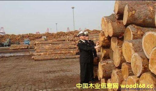 """大连大窑湾保税港区内成立""""进口木材交易中心"""""""