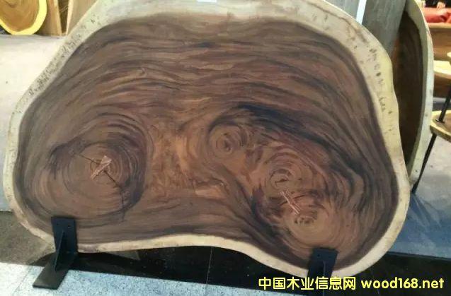 木材百科:南美黑胡桃木详解