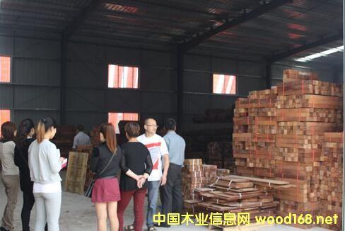 东阳木雕红木产业建立统一木材烘干平台和喷漆平台