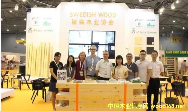 瑞典木材出口中国市场剧增 今年有望达到70万立方米