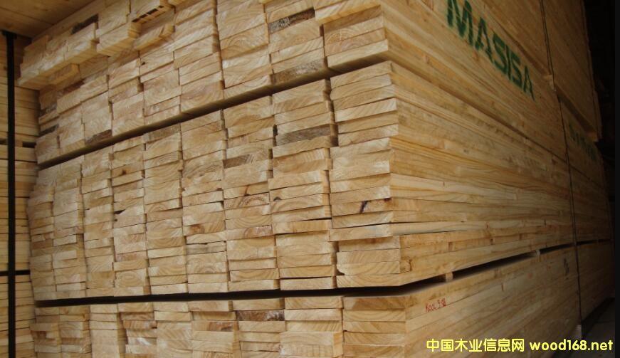 新西兰辐射松取代美国黄松畅销欧洲木材市场
