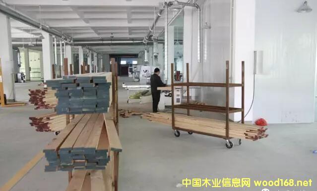 江西阿杜拉木业正式投产