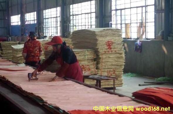 宿迁木制品企业全程无纸化覆盖率达98%