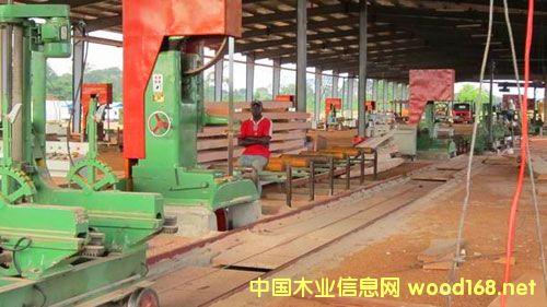加蓬爱龙公司-加工生产