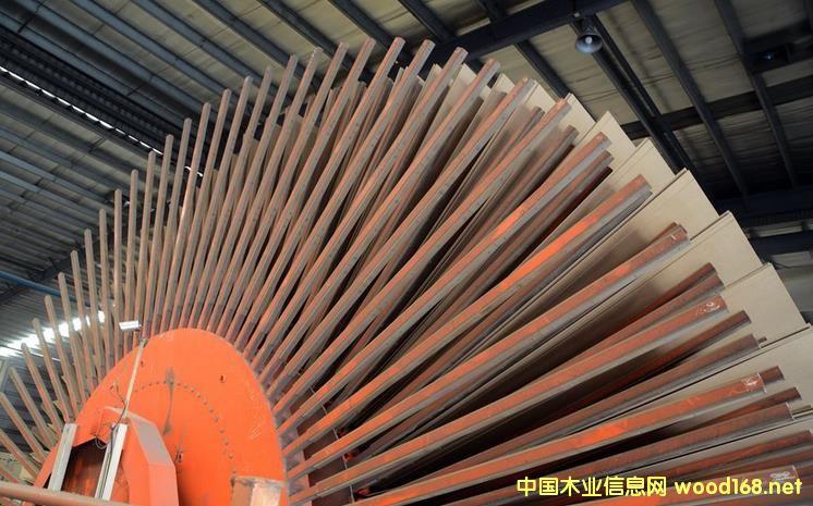 2015年广东省中纤板出口在逆境中大幅度增长